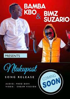 Audio | Bamba KBO Ft Bimz Suzario - Nitakupost | Mp3 Download