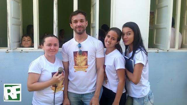 """1ª Edição do projeto """"Mãe da Misericórdia"""", foi realizado com sucesso em Rafael Fernandes"""
