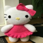 PATRON GRATIS HELLO KITTY AMIGURUMI 21323