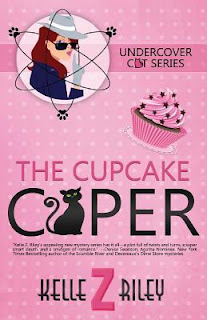 Purrfectly Bookish Review: The Cupcake Caper by Kelle Z. Riley