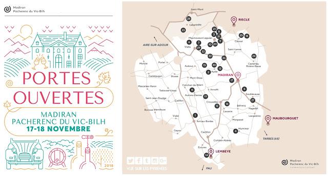 Portes ouvertes des vignerons de Madiran et Pacherenc du Vic Bilh 2018
