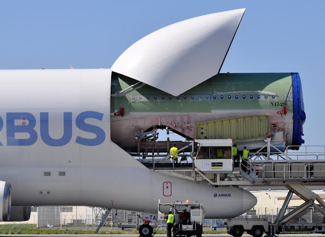 Airbus A300-600ST The Beluga