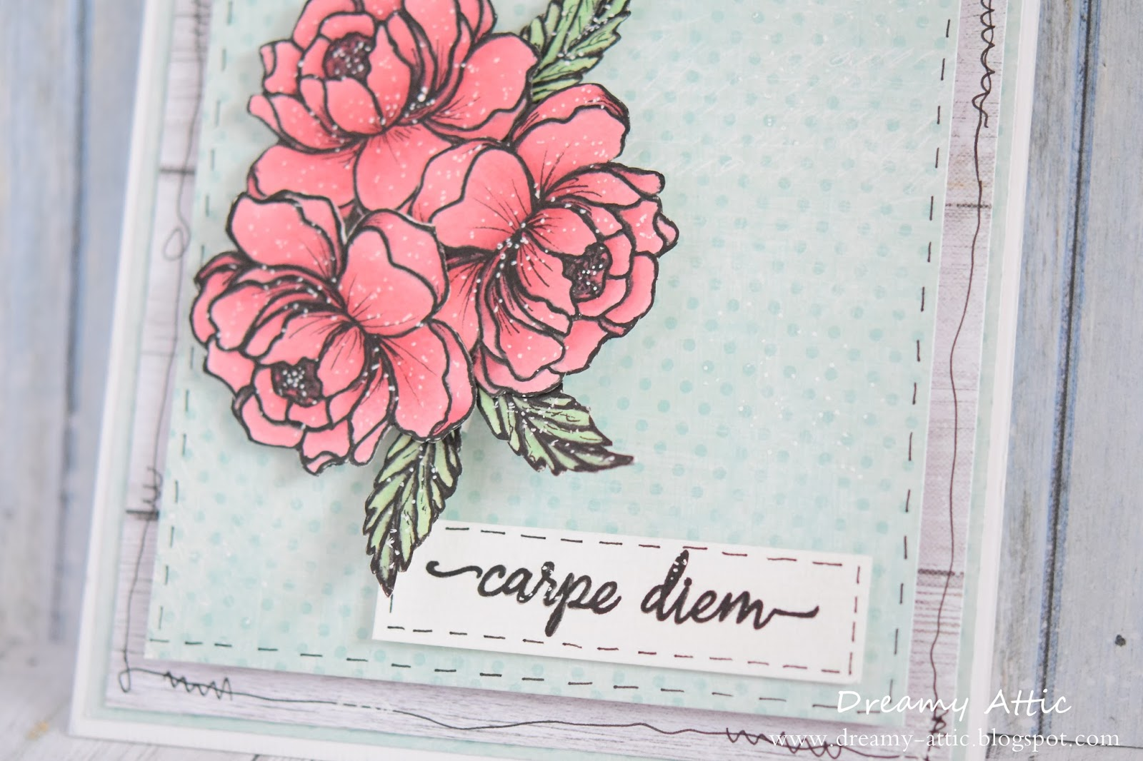 Agateria craft: Carpe Diem - pokoloruj swój dzień | Carpe ...