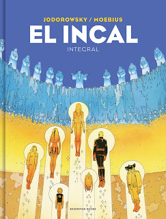 El Incal Jodorowski - Reservoir Books