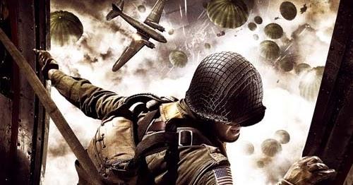 تحميل لعبة medal of honor airborne مضغوطة كاملة برابط واحد