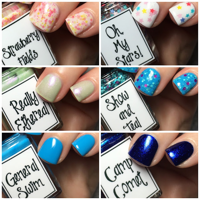 Whimsical Ideas by Pam - Summer 2016 Collection - McPolish