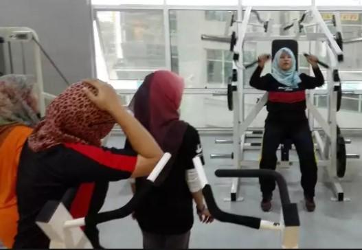 Arab Saudi Buka Kamp Olahraga Khusus Wanita di Madinah