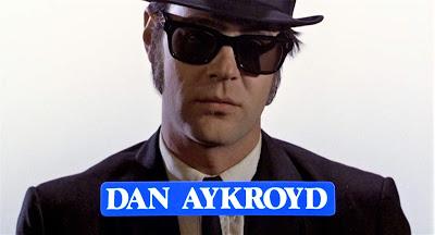 Dan Aykroyd in The Blues Brothers