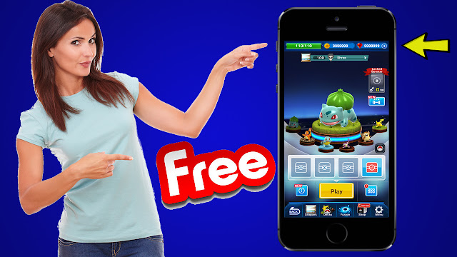 Free Gems for Pokémon Duel - 9,999,999 Gems & Coins! [100% TESTED & WORKING]