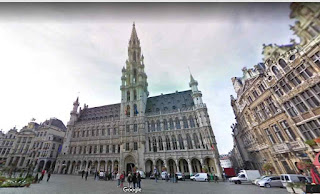 Grand Place (Grote Markt) is the central square of Brussels