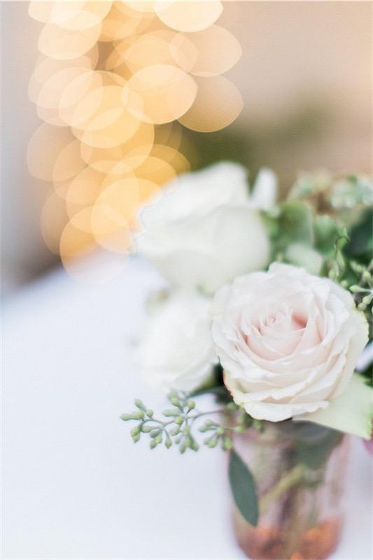 una romantica boda en chicanddeco