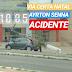 Caminhão causa grande acidente na Ayrton Senna