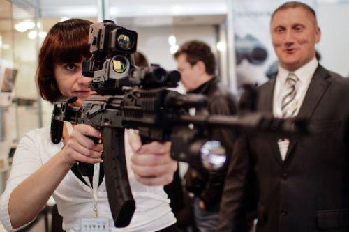 Senapan serbu Kalashnikov Ak-103
