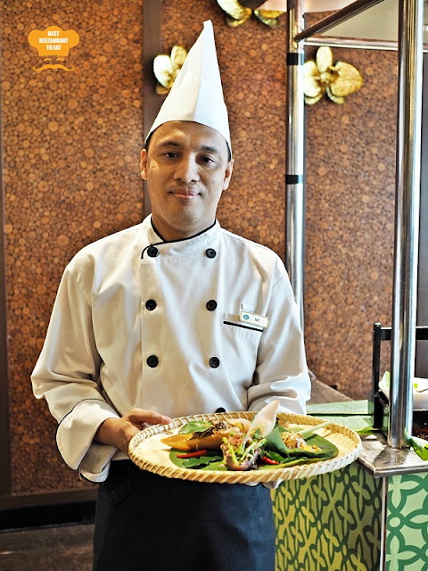 Chef - Ramadhan Buffet 2018 The Resort Café's Sunway Resort Hotel & Spa Petaling Jaya Selangor