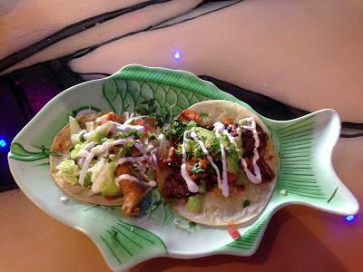 Fish Taco Mariscos el Pulpo San Diego
