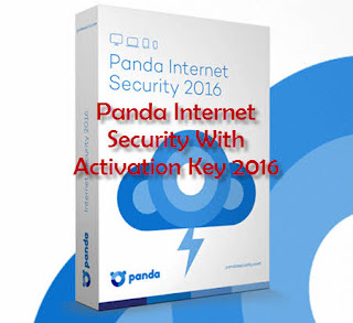 Panda Internet Security 2016 Activation Key