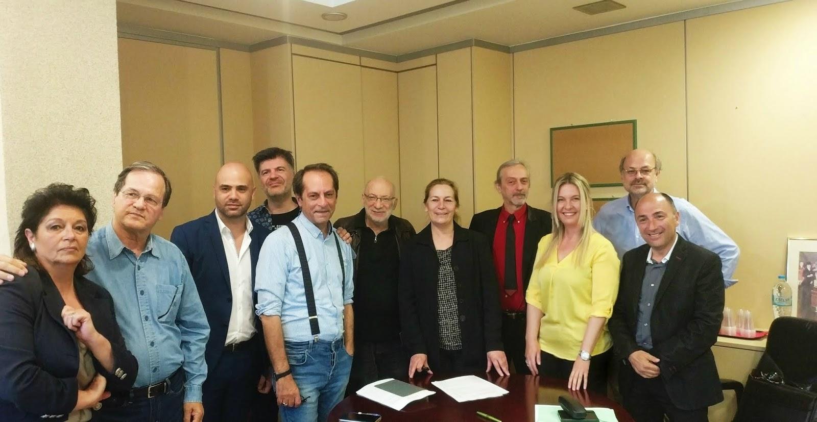 Συμφωνία ΕΥΕΔ- Πανελλήνια Ένωση Ιδιοκτητών Ραδιοφωνικών Σταθμών (ΠΕΙΡΑΣ) για τα Πνευματικά Δικαιώματα