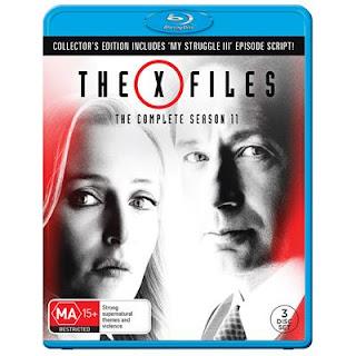 The X Files Season 11: Blu Ray Review