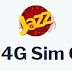 Jazz 4G Sim Offer New Package Comes