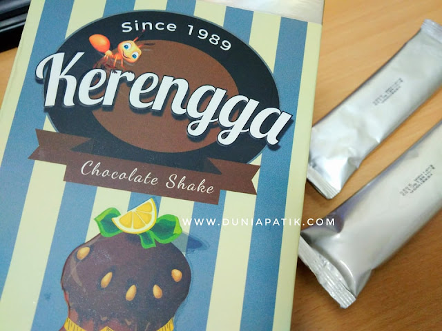 KERENGGA CHOCOLATE SHAKE