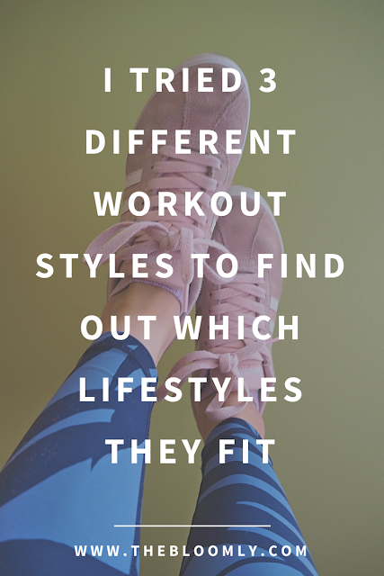 I Tried 3 Different Workout Styles to Find Out Which Lifestyles They Fit