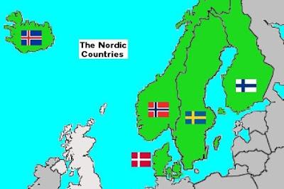 İskandinavya ve Nordik Ülkeleri