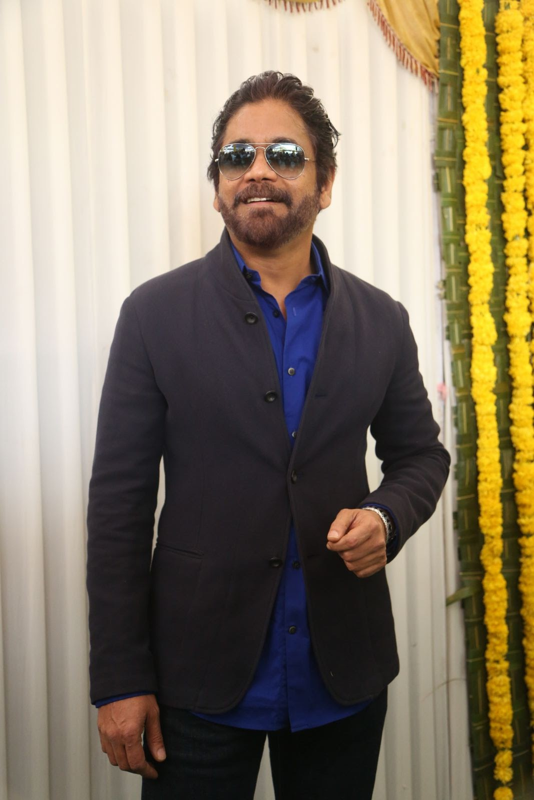 nagarjuna new stylish photos-HQ-Photo-14