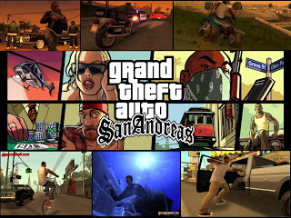 Misteri GTA San Andreas PS2 Beserta penjelasannya