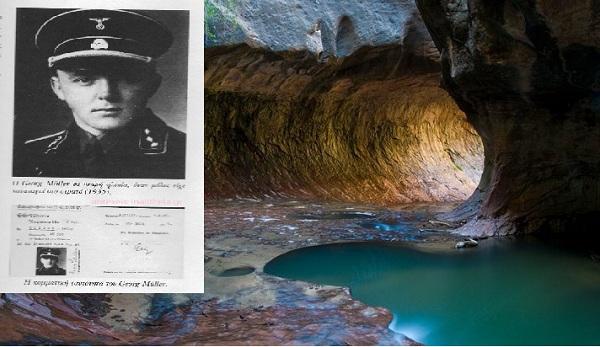 Αστρικές πύλες στα έγκατα της Γης!! Το περιστατικό διαδραματίζεται μέσα στη σπηλιά του Δίστομου στη Βοιωτία