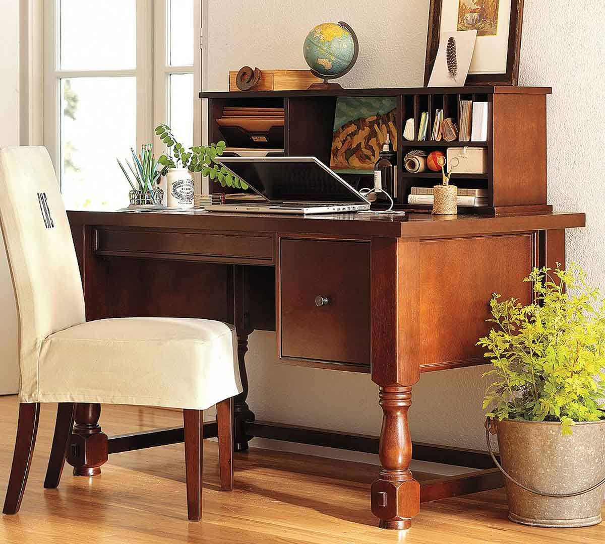 24 Luxury And Modern Home Office Designs: Office Furniture Design
