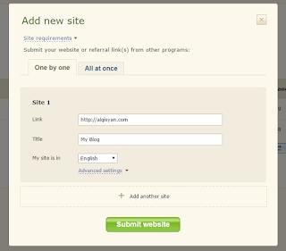 EasyHits4u - full site ads4