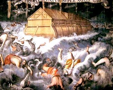 Резултат с изображение за diluvio de la biblia