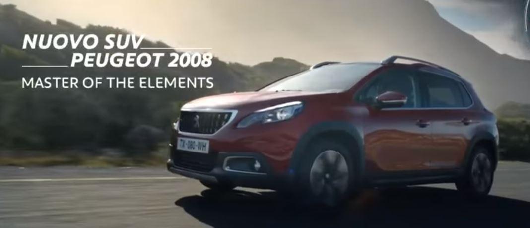 Canzone Peugeot 2008 SUV Pubblicità 'scegli la best technology Peugeot...'