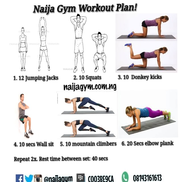 Wednesday 11/12 workout/meal plan