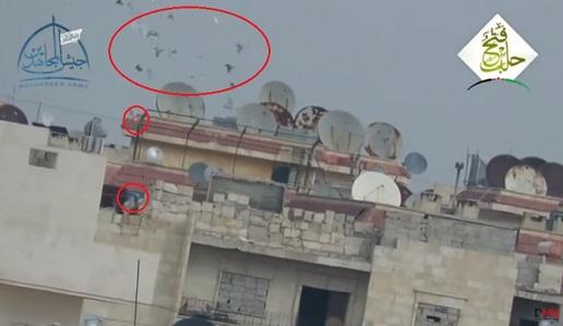 Video: Salah satu Bukti Keajaiban Perang Suriah