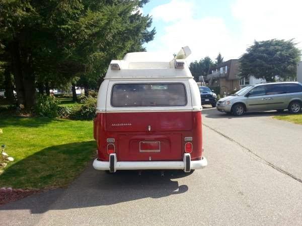 1971 Volkswagen Camper Van | vw bus wagon