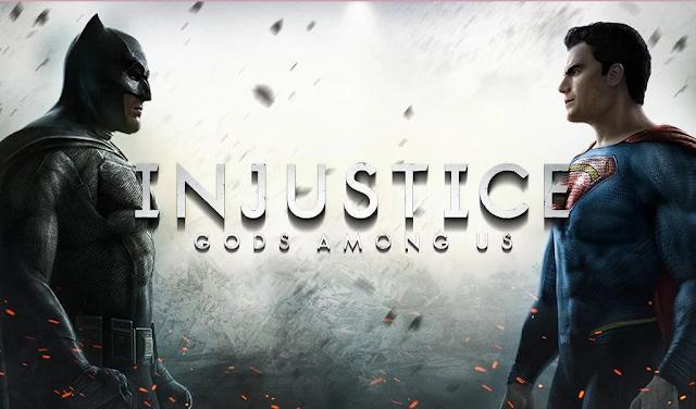 تحميل لعبة الأكشن المسلية Injustice Gods Among Us للأندرويد