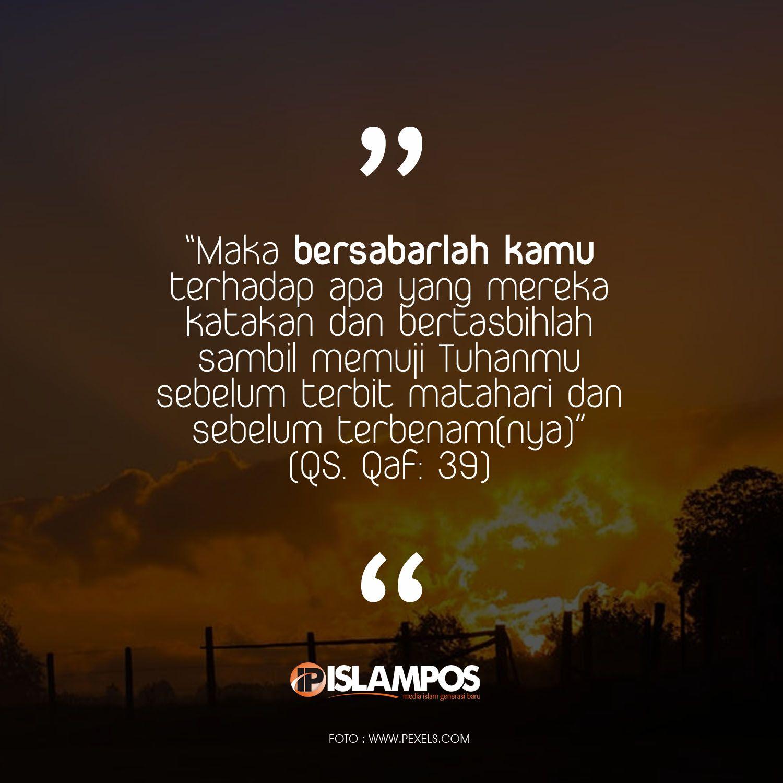gambar quotes islami tentang kesabaran
