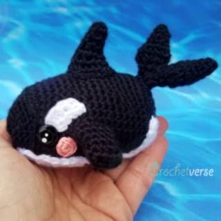 PATRON GRATIS ORCA AMIGURUMI 30636