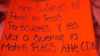 Levantan a chofer de sabritas y dejan narcomensaje en Ciudad Victoria Tamaulipas