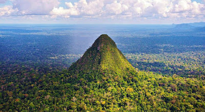 Paratoari: Οι αινιγματικές Πυραμίδες του Αμαζονίου