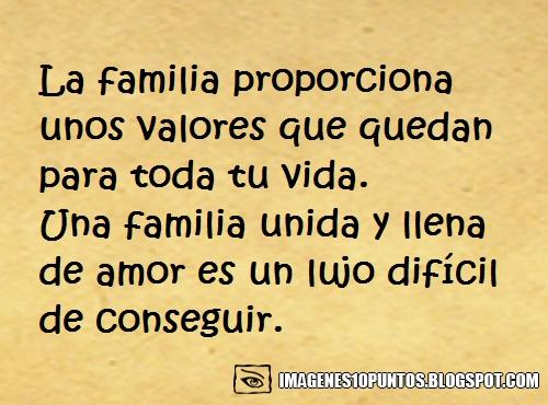 Frases De Familia: Frases De Familia Feliz