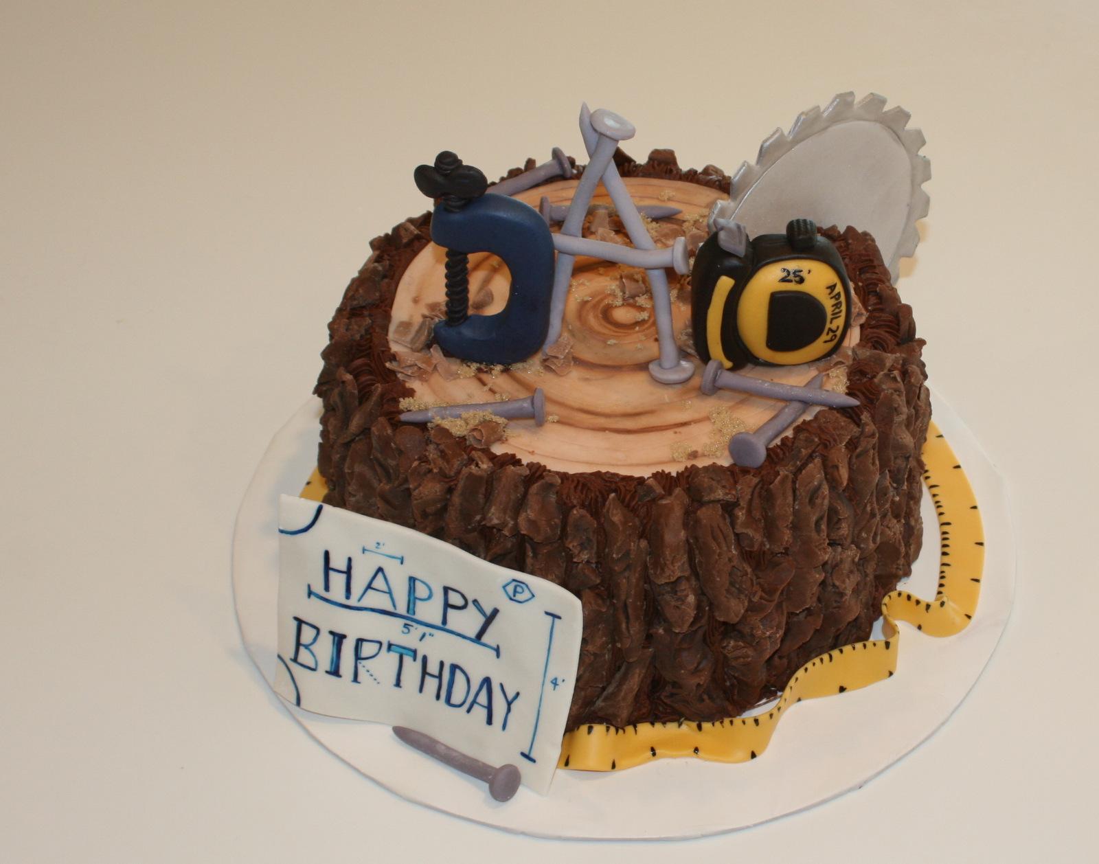 Genevre S Bakery Woodworker S Cake