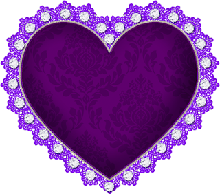 Free Printable Color Hearts Clipart.