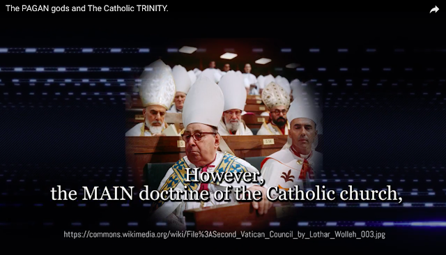 However, the MAIN doctrine of the Catholic church,