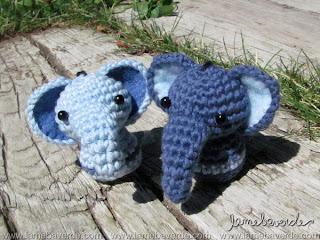 MoonyGumis - Elefante llavero 🐘 Pequeñito, mide 7cm de... | Facebook | 240x320