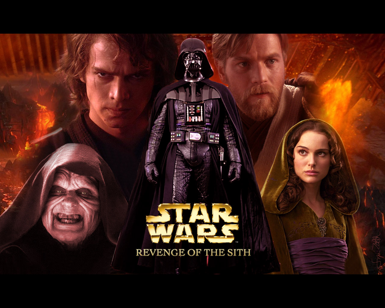 Star Wars Wallpaper Episode 3 Quotes Wallpapers