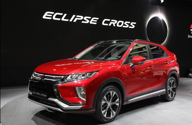 Mitsubishi начала производство нового Eclipse Cross