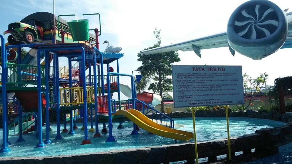 Harga Tiket Masuk Dan Jam Buka Saygon Waterpark Pasuruan
