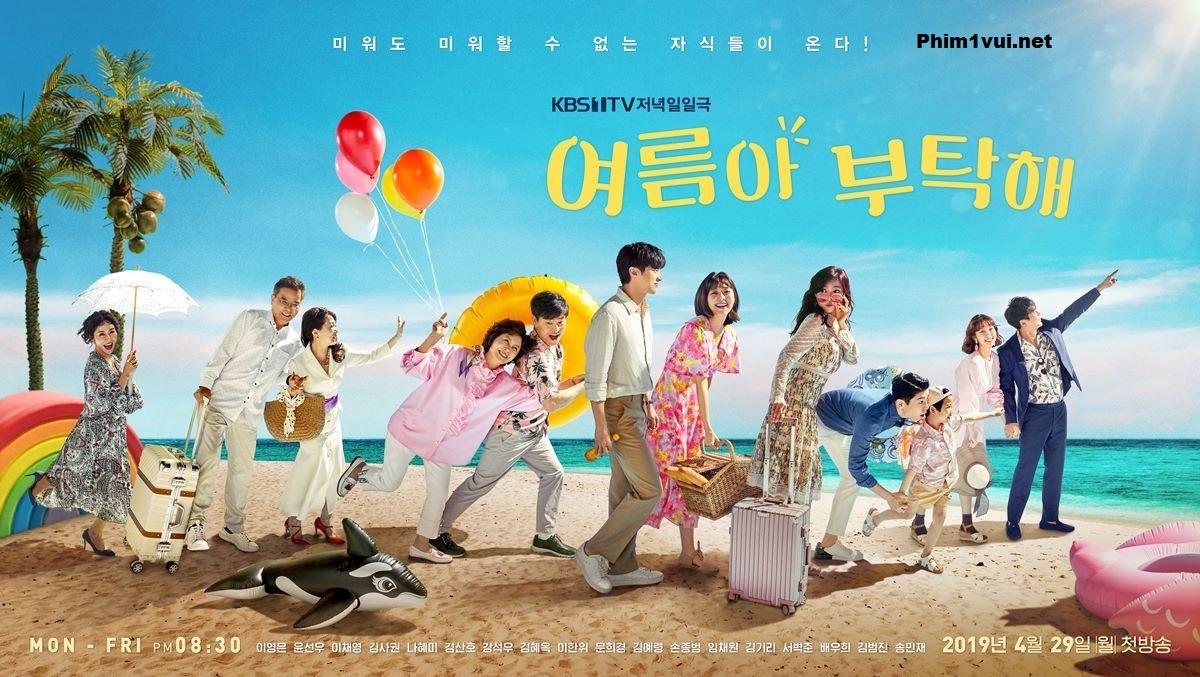 phim tổ ấm ngày hạ Hàn Quốc 2019